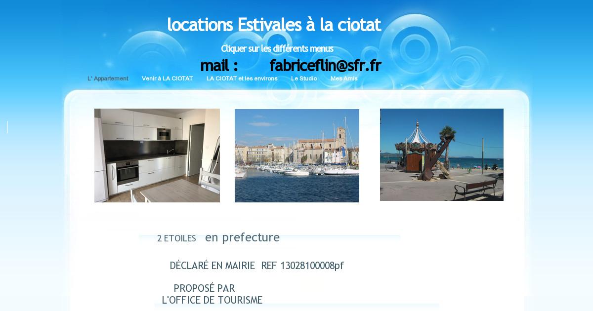 Location la ciotat l 39 appartement - Location appartement meuble la ciotat ...